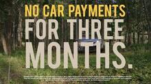 NO PAYMENTS FOR UP TO 3 MONTHS !!!