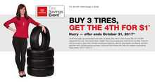 Peppers Toyota Buy 3 Tires, Get the 4th for $1