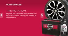 10% Off Tire Rotation