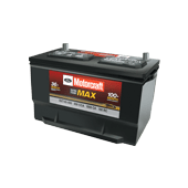 MOTORCRAFT® TESTED TOUGH® MAX BATTERIES FROM AT $129.95*