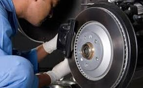 15% Off Genuine VW Brake Pad Replacement Per Axle.