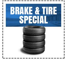 Brake and Tire Special