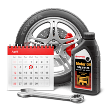 Free Tire Rotation or $10.00 off Oil Change