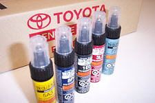 Genuine Toyota Touch-Up Paint