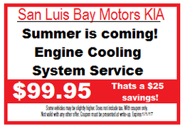 Get Ready For Summer Temperatures - $99.95