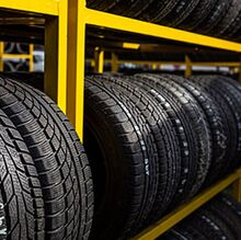 Mail-in Rebate Offer on Select Tires