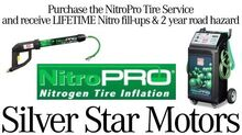 NitroPro Tire Service Special Offer