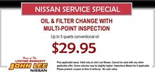 Oil & Filter Special