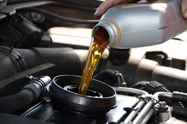 Oil and Filter Change Special - $29.00