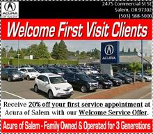 Save 20% for First Time Service Clients