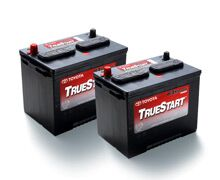 Toyota True-2 Battery Replacement