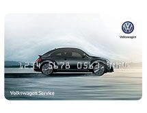 VW Service Credit Card