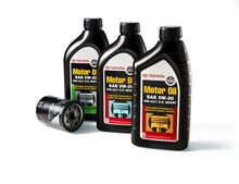 Conventional Oil & Filter Change With Multipoint Inspection