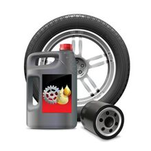 Oil change with tire rotation $59.95