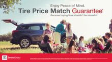 Toyota Tire Price Match Guarantee Program