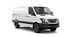 New Freightliner Sprinter Worker Cargo Van near West Seneca