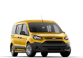 New Ford Transit Wagon at Sheboygan