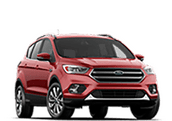 New Ford Escape at Sheboygan