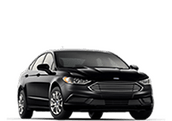 New Ford Fusion at Sheboygan