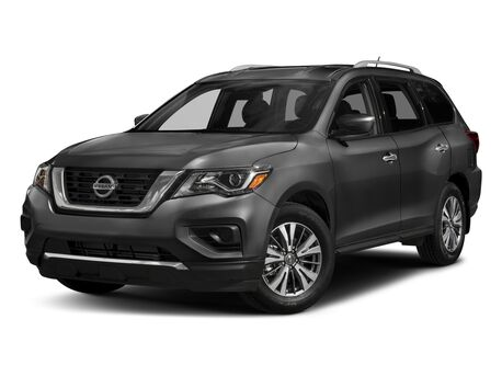 New Nissan Pathfinder in Topeka