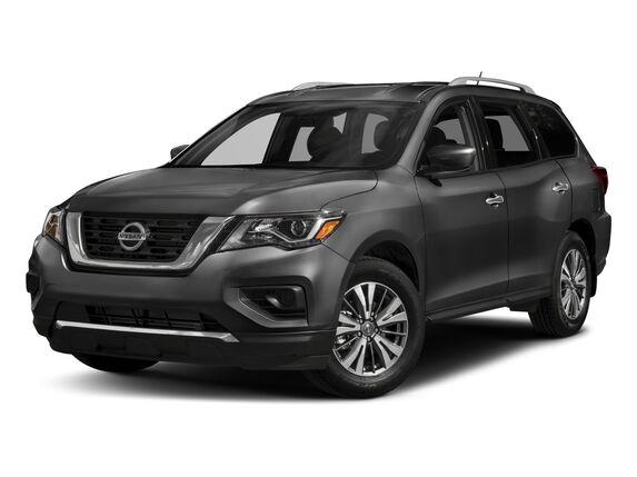 New Nissan Pathfinder in Edmonton