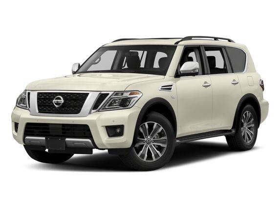 New Nissan Armada in Edmonton
