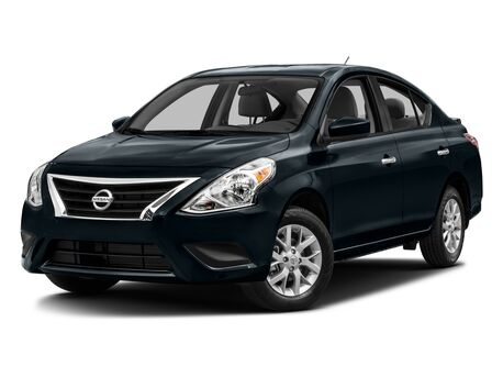 New Nissan Versa Sedan in Wichita Falls