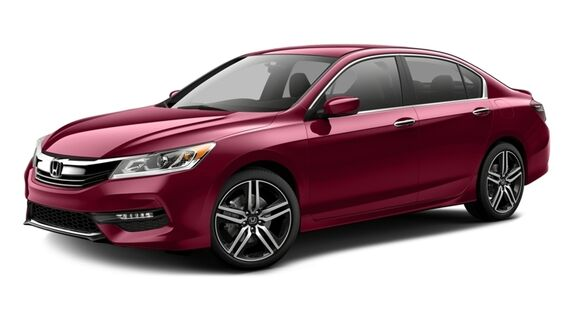New Honda Accord Sedan in Edmonton