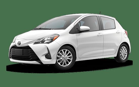 New Toyota Yaris in Tempe