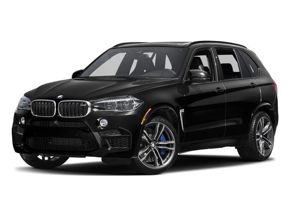 New BMW X5 M in Edmonton
