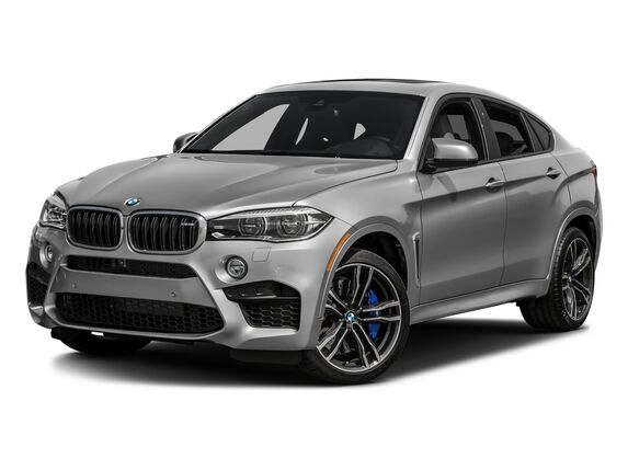 New BMW X6 M in Edmonton