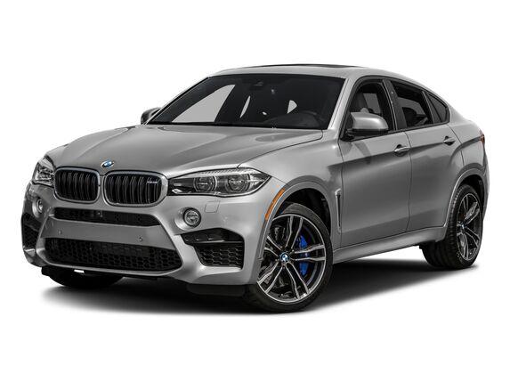 New BMW X6 M in Edmonton