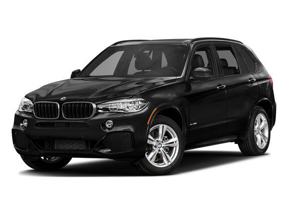 New BMW X5 in Edmonton
