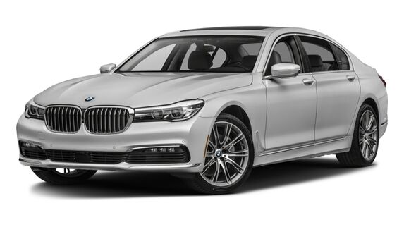 New BMW 7 Series In Edmonton