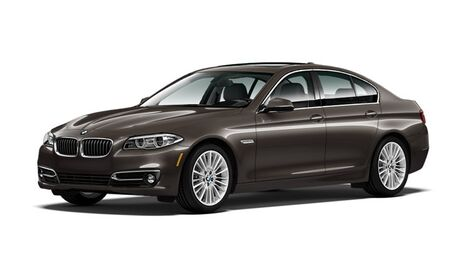 New BMW 5 Series in Vista