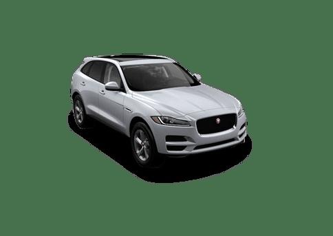 New Jaguar F-PACE in Kansas City
