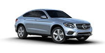 New Mercedes-Benz GLC at Van Nuys