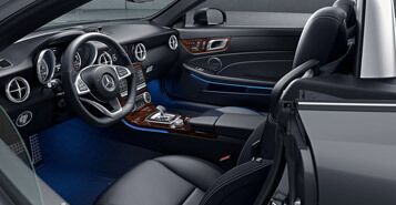 Luxurious Comfort Features