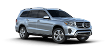 New Mercedes-Benz GLS at Long Island City