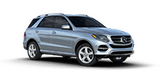 New Mercedes-Benz GLE at Peoria