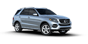 New Mercedes-Benz GLE at Washington