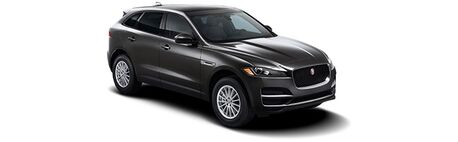 New Jaguar F-PACE in Mills River