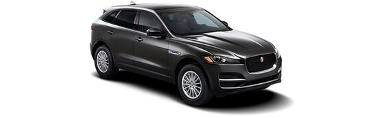 New Jaguar F-PACE in Fairfield