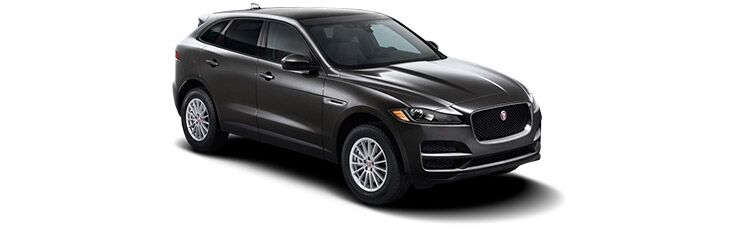 New Jaguar F-PACE near Warwick