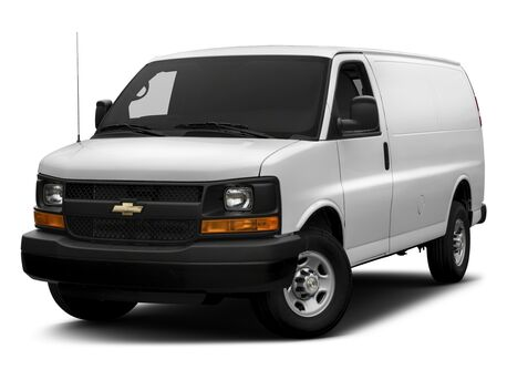 New Chevrolet Express Cargo Van in Weslaco