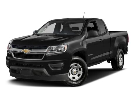 New Chevrolet Colorado in Paris