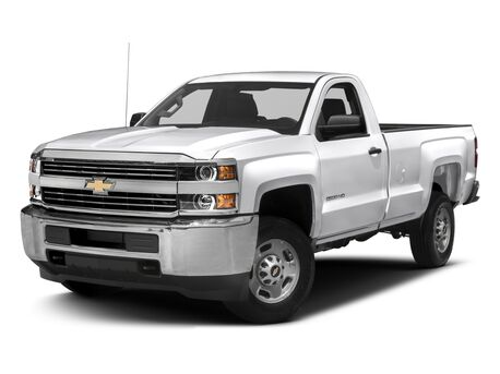 New Chevrolet Silverado 2500HD in Angola