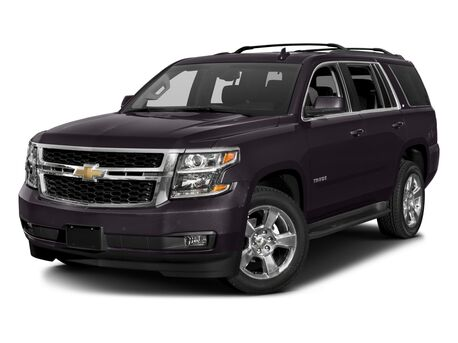 New Chevrolet Tahoe in Hughes