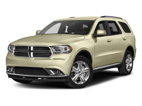 New Dodge Durango in Paris