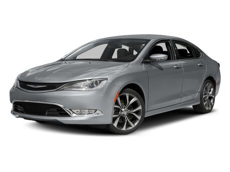 New Chrysler 200 in